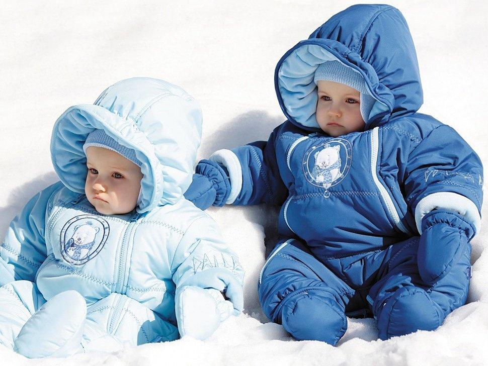 Зимние комбинезоны Pilguni